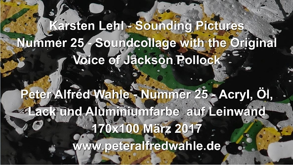 Sounding Pictures Nummer 25